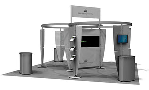 Exhibitline 2020.02 Trade Show Display