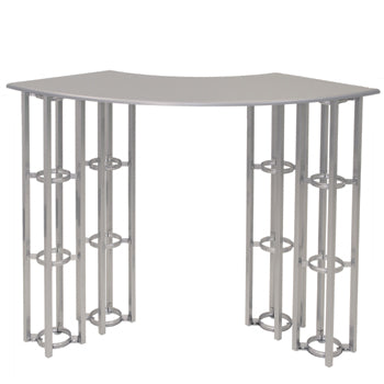 Truss Trade Show Table - Curve