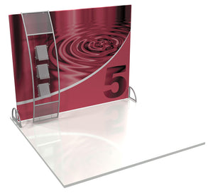 Formulate S5 10' x 10' Straight Trade Show Display