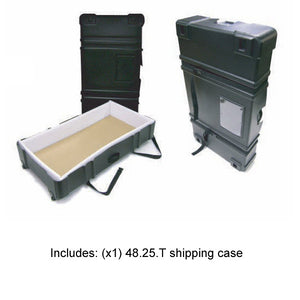 C2.1 iPad Kiosk Stand - Shipping Case