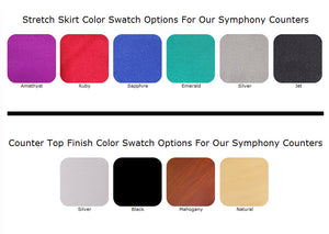 See Product Description Bullets For Larger Image Of Color Swatch