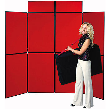 Horizon Handy Eight Panel Trade Show Display Kit