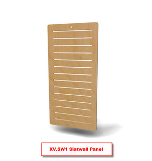 XV.SW Slatwall Display Panel - Product View 1