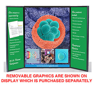 Voyager Mega Table Top Display Graphics Package