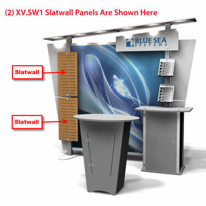 XV.SW Slatwall Display Panel - Product View 3