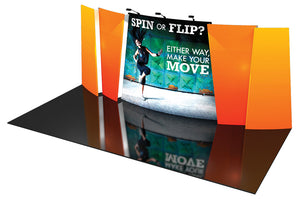 Formulate Flip-01 10' x 20' Trade Show Exhibit