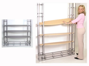 Orbital Express Truss Internal Shelves - Straight