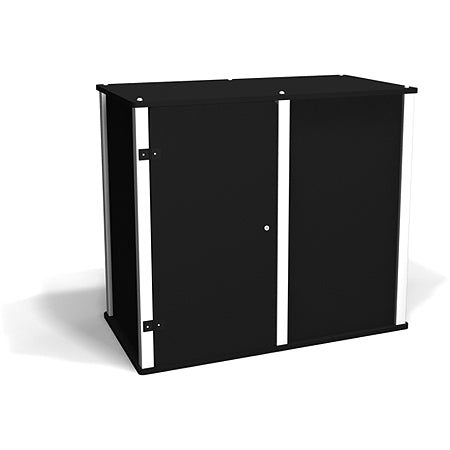 Exhibitline LC3 Trade Show Locking Cabinet Counter