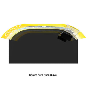 Formulate WH2 10' x 20' Horizontal Curved Trade Show Display - Product View 3
