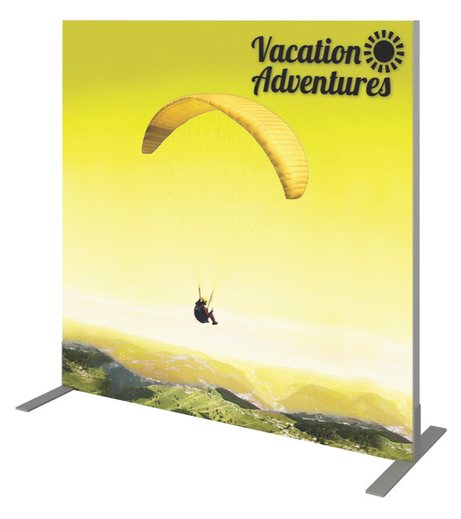 "Vector Frame Banner Display 02 (Square) – 48.11"" W X 47.49"" H"