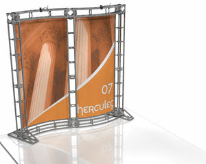 Hercules 10' x 10' Truss Display - Kit 7 - Replacement Graphics Package