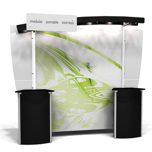 EXB.ENC Exhibitline 10' x 10' Trade Show Display