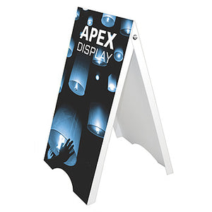 Apex Outdoor Sign Display