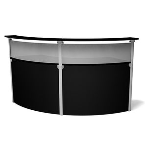 Exhibitline RDL45.2 Trade Show Reception Desk Counter