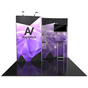 Hybrid Pro Modular Trade Show Exhibit Kit 02 - Product View 6