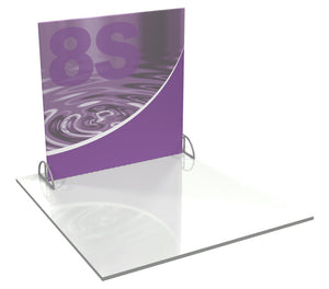 Formulate 8S 8Ft. Trade Show Display