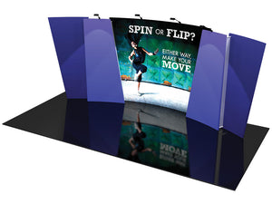 Formulate Flip-04 10' x 20' Trade Show Exhibit