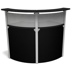 Exhibitline RD45.2 Trade Show Reception Desk Counter