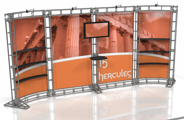 Hercules Orbital Express Backwall Truss - Hercules Kit 14