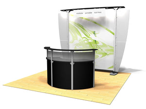10.01 Exhibitline 10' x 10' Trade Show Display Package