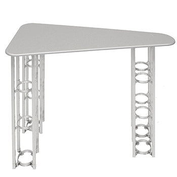 Truss Trade Show Table - Triangle