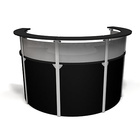 Exhibitline RD45.5 Trade Show Reception Desk Counter