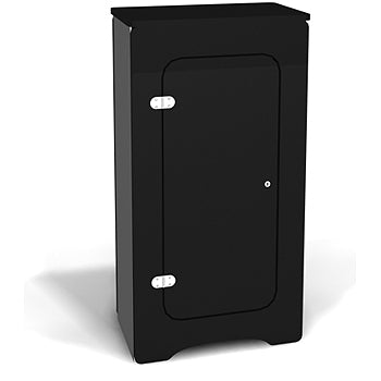 Exhibitline NLC4 Trade Show Locking Cabinet Counter