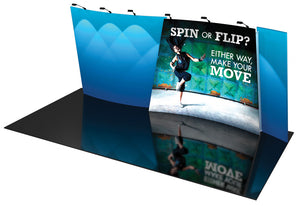 Formulate Flip-03 10' x 20' Trade Show Exhibit