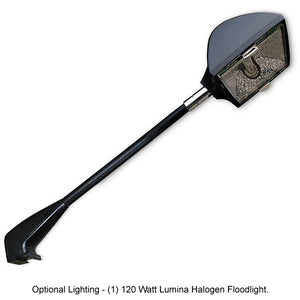 Lumina 200 Floodlight with 120watt