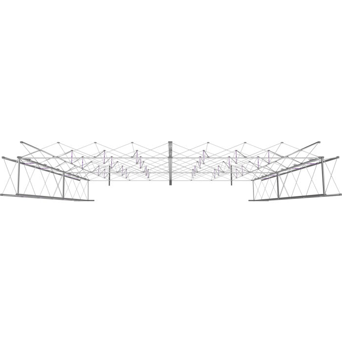 Embrace 21x15 Ft. Stackable Push-fit Fabric Display Kit | Everything ...