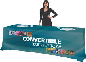 Convertible Standard Table Throw