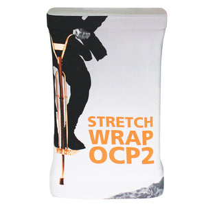 The OCP2 Case-To-Counter Graphics Stretch Wrap Conversion Kit