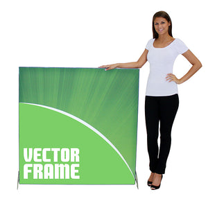 Vector Rectangle Frame 5 Display - Product Assembly - Stage 2