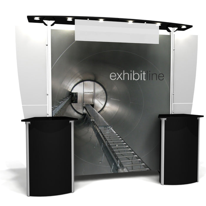 EX1.ENC Exhibitline 10' x 10' Trade Show Display