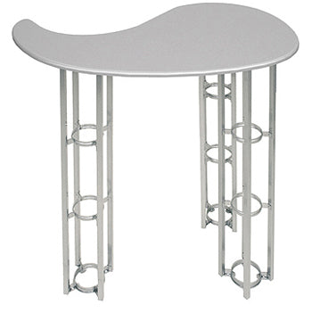 Truss Trade Show Table - Yin/Yang (right)