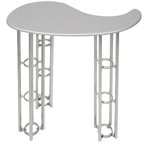 Truss Trade Show Table - Yin/Yang (left)
