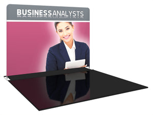 Formulate Essential Straight 10' x 10' Trade Show Display