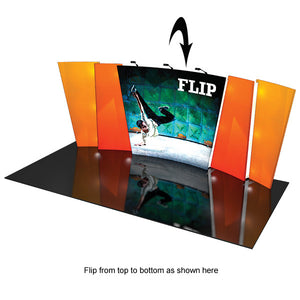 Formulate Flip-01 10' x 20' Trade Show Exhibit - Product View 2