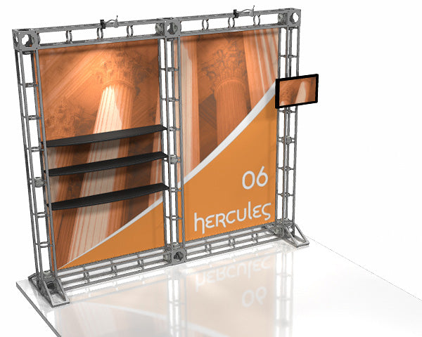 Hercules 10' x 10' Truss Display - Kit 6