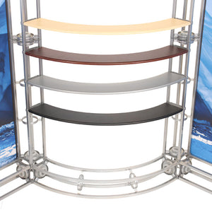 Orbital Express Truss Internal Shelves - Curved