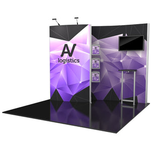 Hybrid Pro Modular Trade Show Exhibit Kit 02 - Product View 5