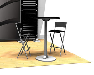 STL Display Bar Stool - Alternate View 1