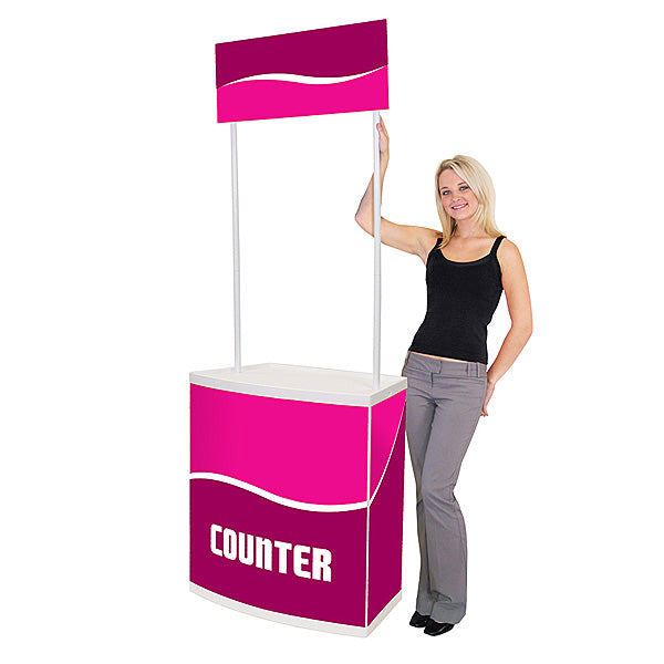 Campaign Promotional Counter