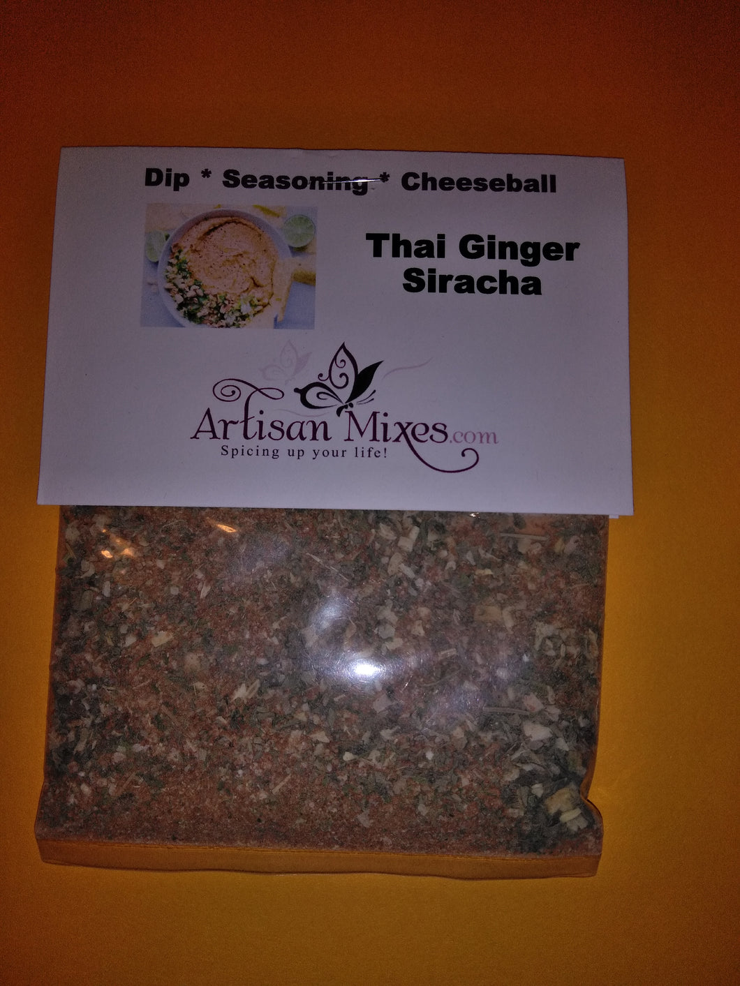 Thai Ginger Sriracha