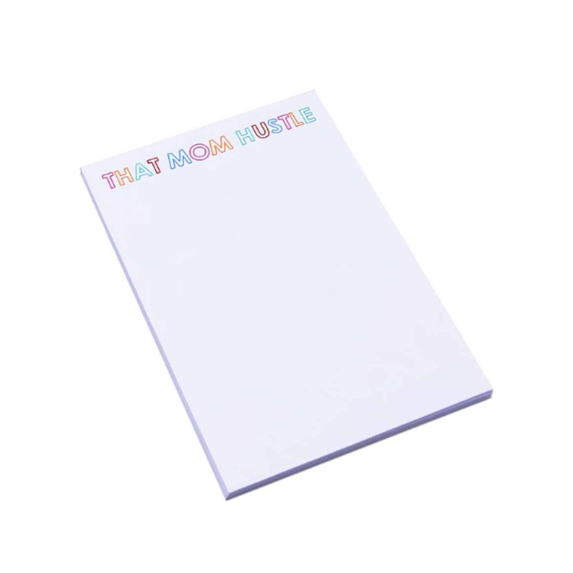 That Mom Hustle Notepad