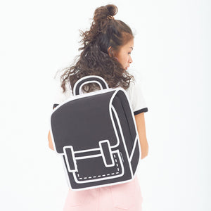 Graffiti Spaceman Backpack