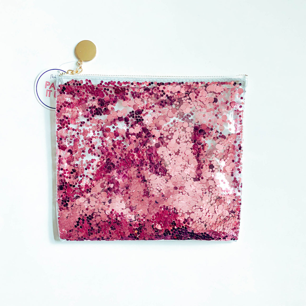 Everything Pouch - Rose Gold