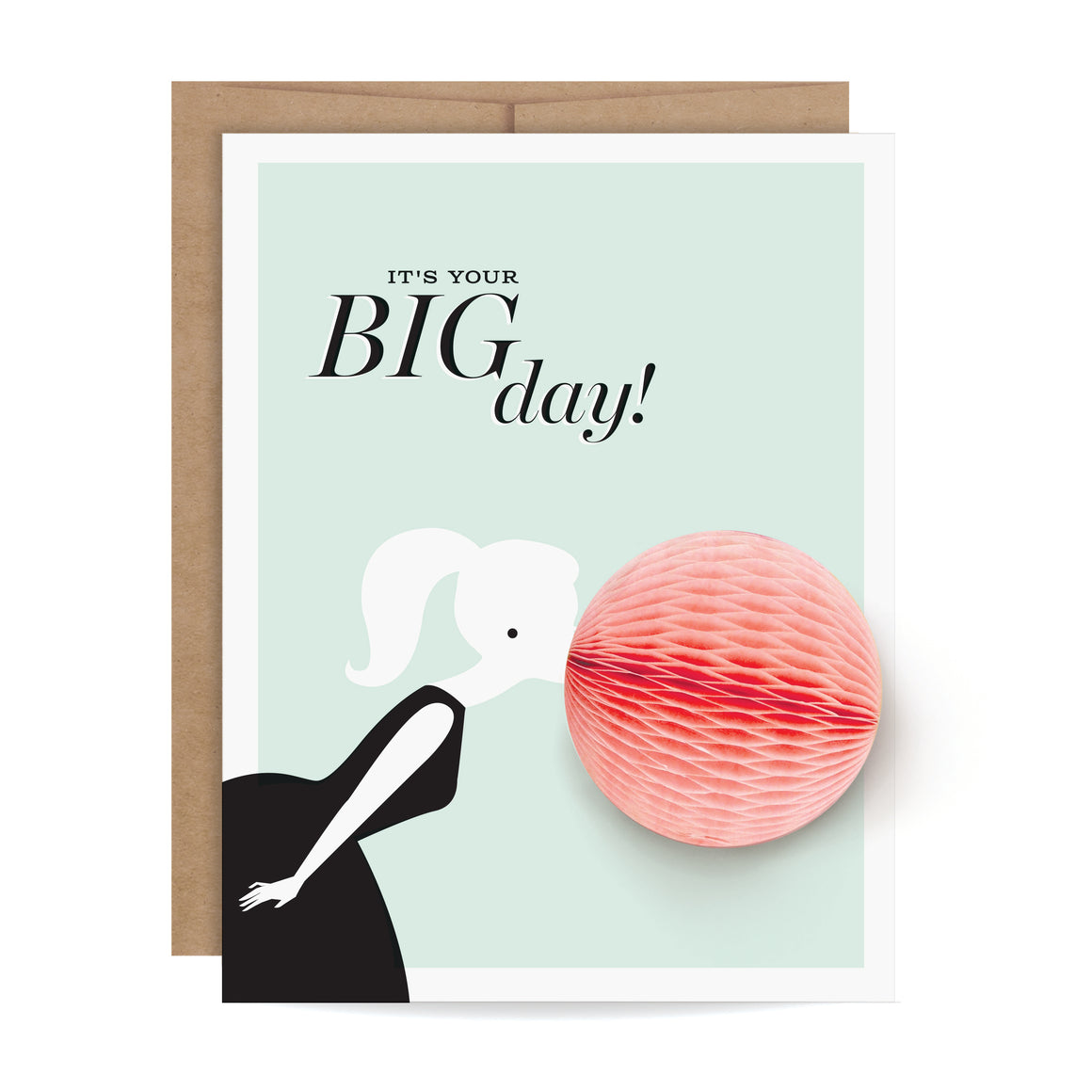 Bubble Gum Pop-Up Card