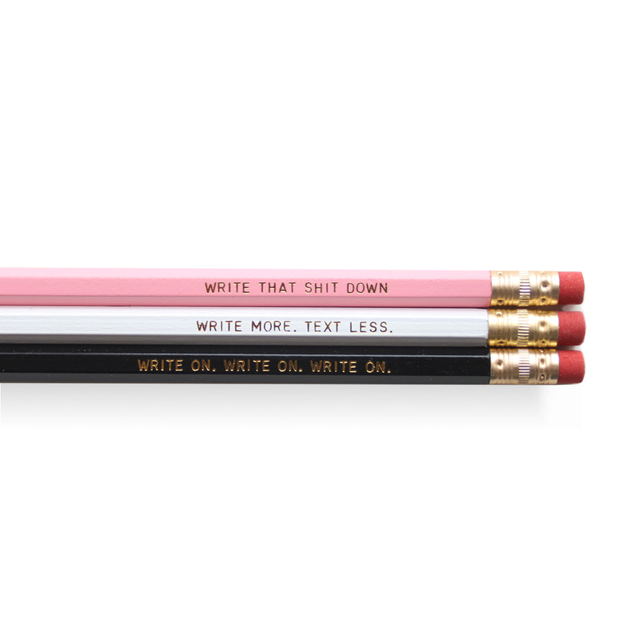 Writing Pencil Set