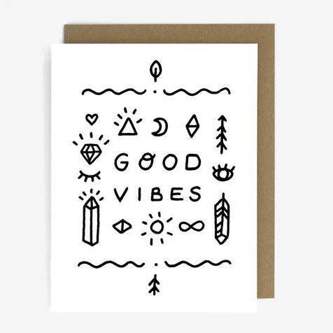 Good Vibes Boxed Card Set